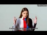Субтитры: Интервью Хейли для шоу «The Voice» (2018)