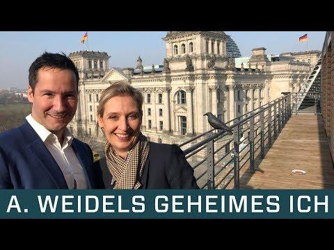 Alice Weidel Was verheimlicht SIE Bild-Zeitung. Goldman Sachs. Nachrichtendienste. Charakter.