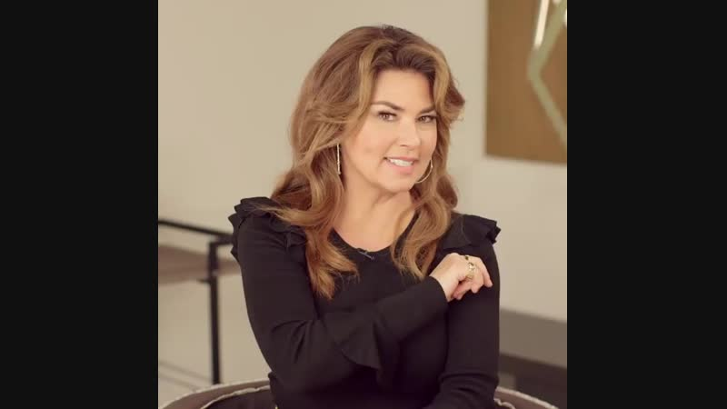 Shania Twain about Kylie Frey Real Country November 20 2018