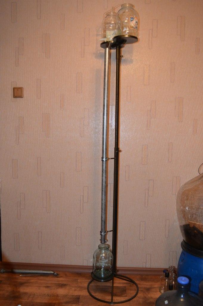 Угольная колонна для очистки самогона своими руками фото 68