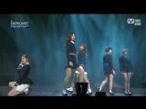 TWICE - Pit A Pat + TT @ 6th Gaon Chart Music Awards 170222