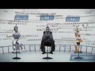 Мастера Меча Онлайн 2 Сезон 1 серия _ Sword Art Online TV-2 01 _ Gun Gale (1)
