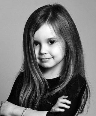 Красивые дети vk
