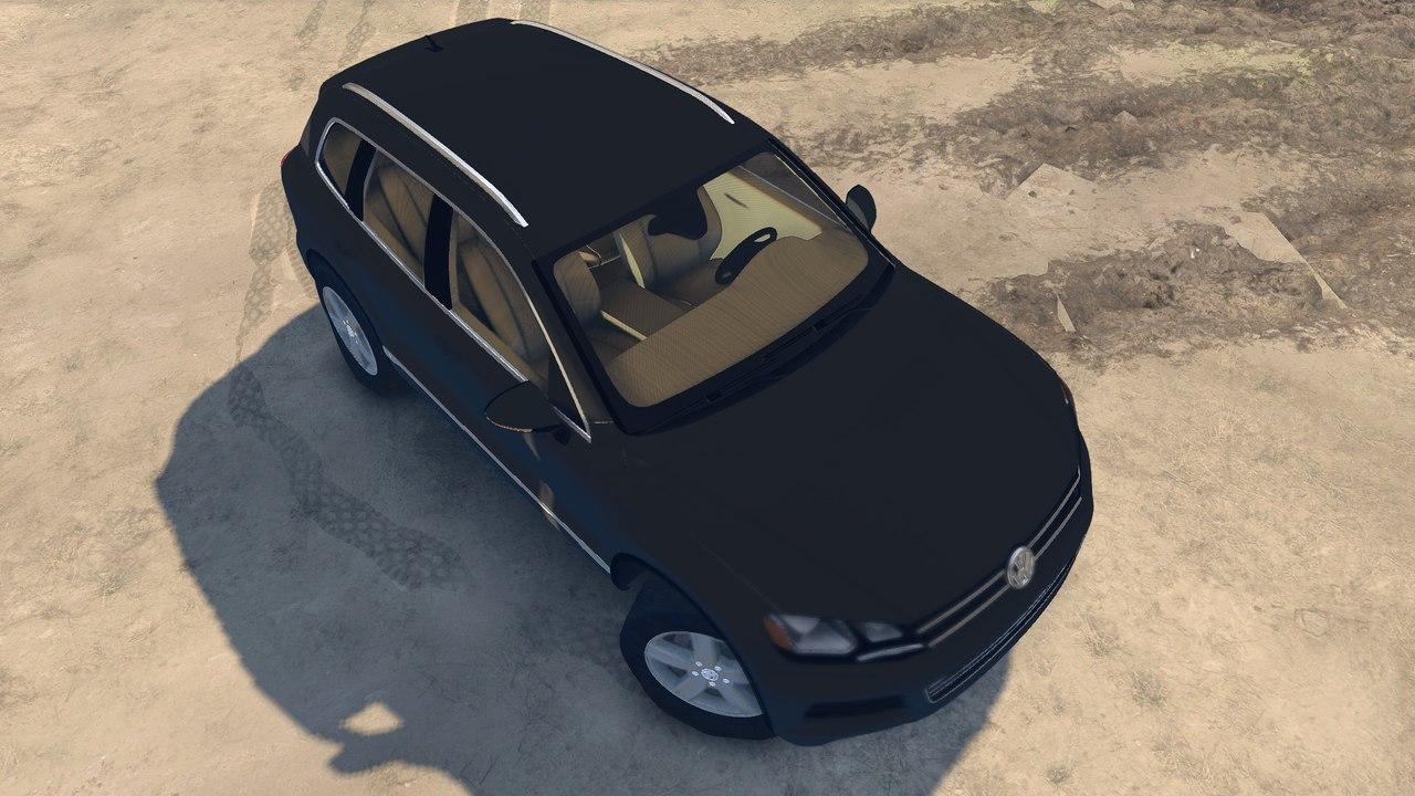Volksvagen Touareg для Spintires - Скриншот 3