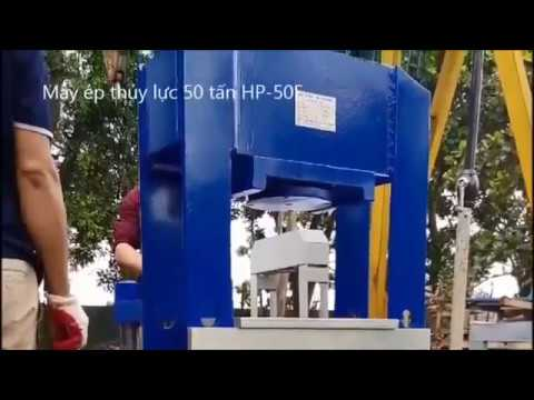 Máy ép thủy lực 10-1000 tấn do HTCPRESS sản xuất tại Việt Nam
