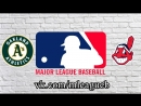 Oakland Athletics vs Cleveland Indians | 06.07.2018 | AL | MLB 2018 (1/3)