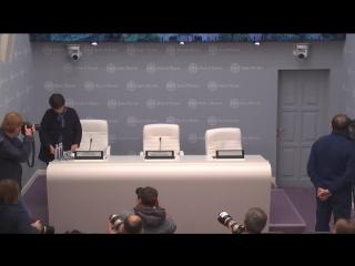 Пресс-конференция Председателя Банка России Эльвиры Набиуллиной по итогам заседания Совета директоров