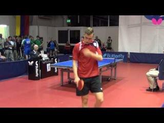 EYC 2014: Filip ZELJKO vs. Nikita YARUSHIN (Rus)