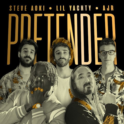 Steve Aoki альбом Pretender