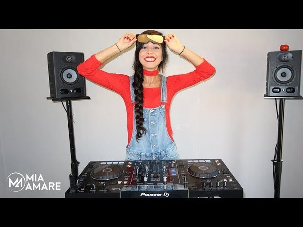 🌹Happy House 19🌷 Mia Amare female Djane 2017 Music Mix