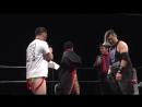 Banana Senga vs Minoru Fujita vs Ryu Gouma BASARA Vajra 74 ~ Feast