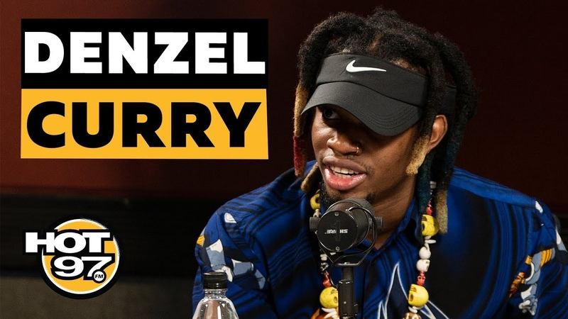 Denzel Curry On Vic Mensa's XXXTentacion Diss, Owning His Masters Tells A CRAZY Drunk Story