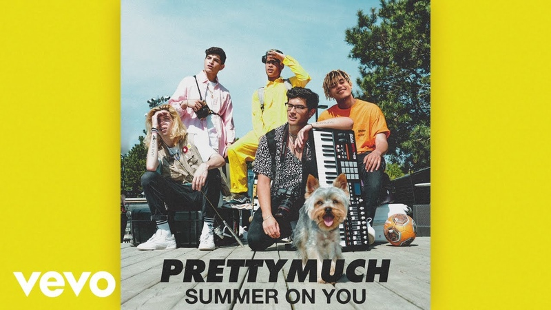 PRETTYMUCH - Summer on You (Audio)