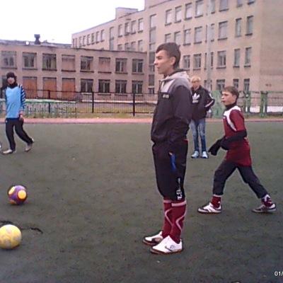 Дмитрий Миляев, 9 сентября 1997, Серов, id225097231