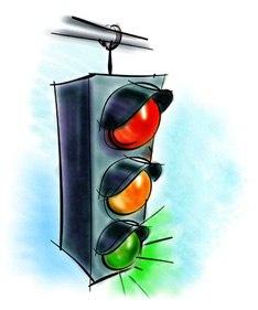 ...аварийностью на перекрестке улиц 8 Июля, Ак.Павлова и Лихачева был изменен режим работы светофорного объекта.
