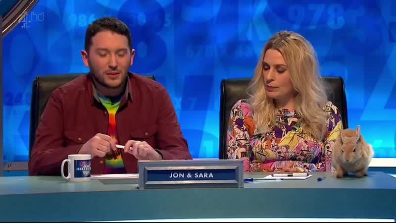 8 out of 10 Cats does Countdown S07E03 (22.05.2015)