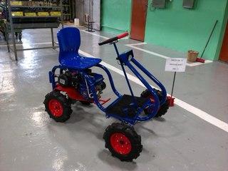 Где можно купить мини трактор и сколько стоит самодельный