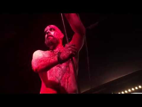 Chaos Invocation - Live at Unbound In Madness, Le Lundi 15 Octobre 2018, Paris, Le Gibus