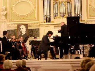 Prokofiev. Concerto No. 3 Artem Lyakhovich (3/3)