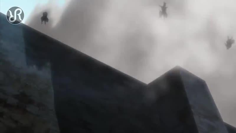 Attack on Titan OP 1 Guren no Yumiya Linked Horizon RUS song cover
