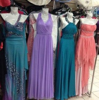 Купить вечернее платье в нижнем