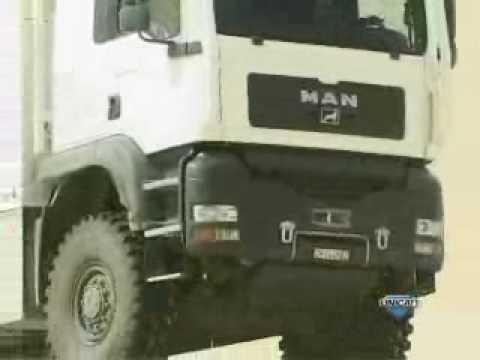 UNICAT expedition vehicle
