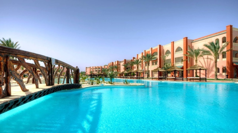 Отель Albatros Aqua Blu 4*, Шарм-Эль-Шейх, Египет