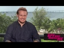 CBS Maimi Lisa Petrillo s Entire Interview with Actor Sam Heughan