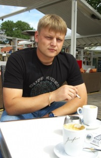 Александр Никифоров, 30 апреля , Санкт-Петербург, id455662