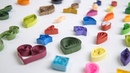 35 Paper Quilling Shapes: Art Craft Tutorials by HandiWorks