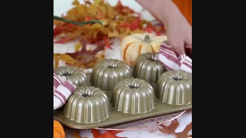 Пироженки тыквы