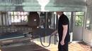 Благовест в оба края в 12-ти тонный колокол. Свято- Данилов монастырь, г. Москва