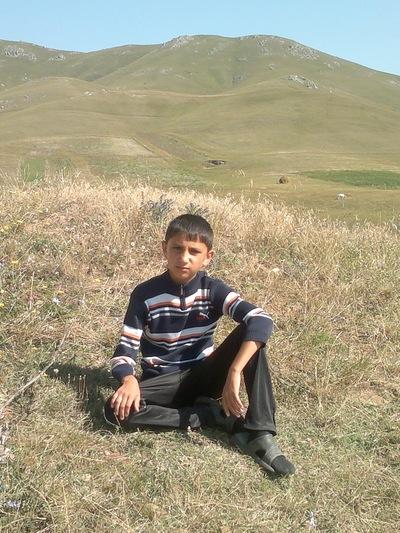 Amil Bakili-Qaqas, 22 января 1999, Валуйки, id220365186