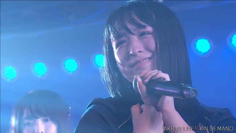 AKB48 Team 4 2nd Stage Te wo Tsunaginagara (День рождения Кавамото Саи 2018.09.04) [часть 2]