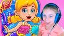 Подводное царство маленькая русалка Видео для девочек и для детей