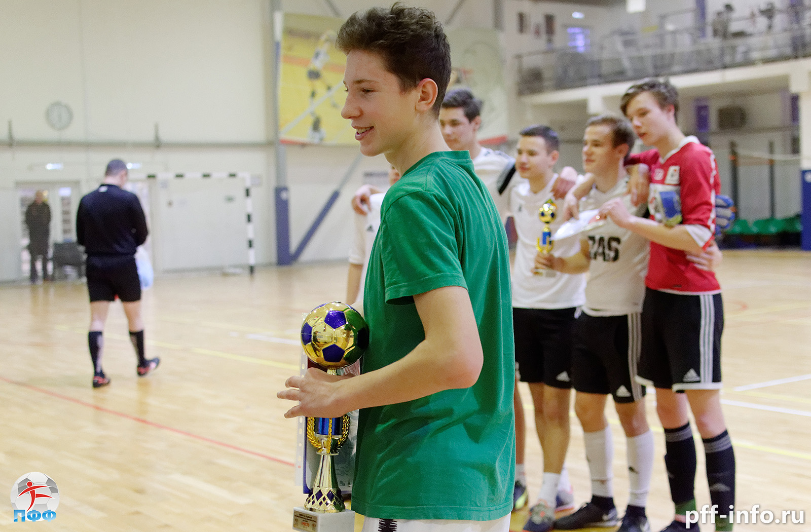 Леонид Гордеев: «Мы шли от игры к игре, настраиваясь на каждый матч»