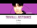 BTS - Trivia 起 Just Dance J-HOPE SOLO Legendado PT-BR Color Coded HANPTROM Lyrics by Izzy