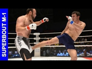Ruslan Busel vs. Asif Tagiev, ������ ����� vs. ���� ������,  M-1 Challenge 43, full video