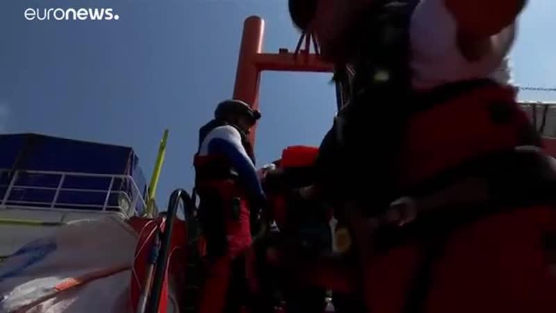 Flüchtlingsschiff Aquarius MSF und SOS Méditerran´ee wollen Aktivitäten einstellen