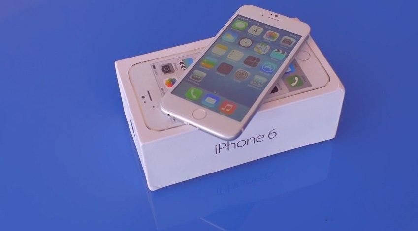 Китайцы сделали клон iPhone 6 задолго до выхода оригинала. Видеообзор