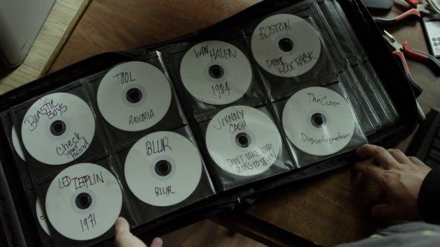 диски с зашифрованными данными
