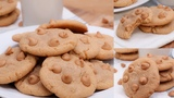 Soft &amp Chewy Peanut Butter Chip Cookies