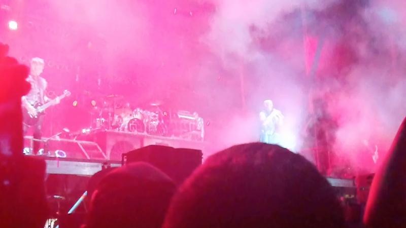 Rammstein live Puerto vallarta Mein herz brennt