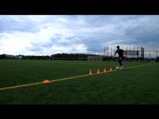 Ball Control and Core Training _ The Pre-Preseason Program _ Day Five