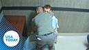 Nikolas Cruz's brother confronts him after Parkland school shooting