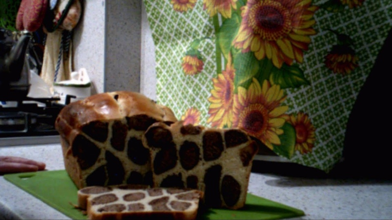 Сдобный хлеб коровка на закваске Левито Мадре