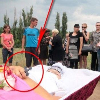 Никогда так не делайте во время похорон! Никто не знает о страшном запрете… … …
