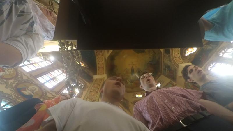 Малый Хор Храма Святого Священномученика Александра Архиепископа Харьковского Херувимская песнь