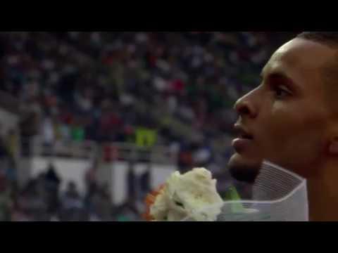 Mens 200m Diamond League Rabat 2017 English Commentary