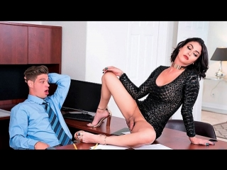 [TransAngels] Domino Presley & Michael DelRay - A Big Work-Load [2018 г., Shemale, Hardcore, Bareback, Ass Licking, 1080p]